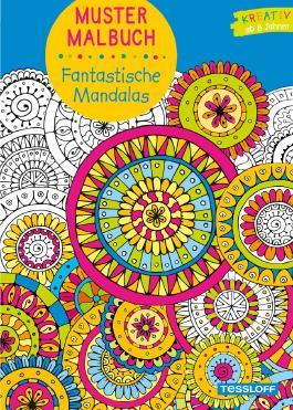 Mustermalbuch Fantastische Mandalas
