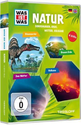 WAS IST WAS DVD-Box Natur (1)