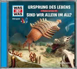 WAS IST WAS Hörspiel-CD: Ursprung des Lebens/ Sind wir allein im All?