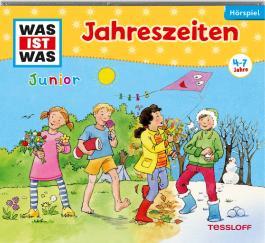 WAS IST WAS Junior Hörspiel-CD: Jahreszeiten