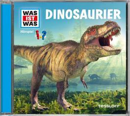 WAS IST WAS Hörspiel-CD: Dinosaurier