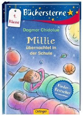 Millie übernachtet in der Schule