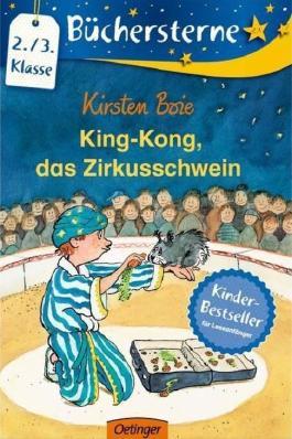 King Kong, das Zirkusschwein
