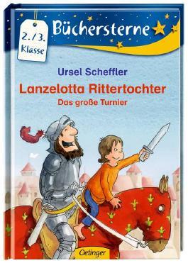Lanzelotta Rittertochter - Das große Tunier