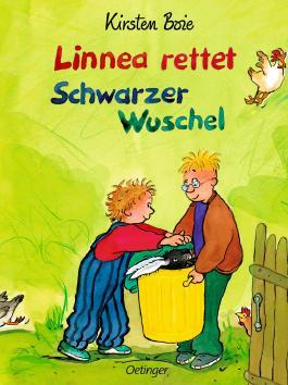 Linnea rettet Schwarzer Wuschel