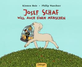 Josef Schaf will auch einen Menschen