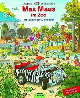Max Maus im Zoo