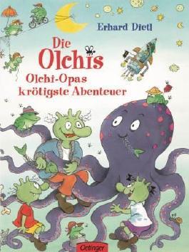Die Olchis - Olchi-Opas krötigste Abenteuer
