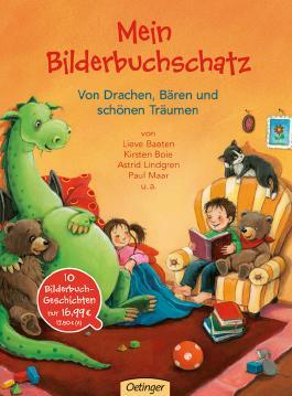 Mein Bilderbuchschatz - Von Drachen, Bären und schönen Träumen