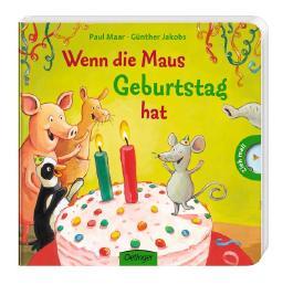 Wenn die Maus Geburtstag hat