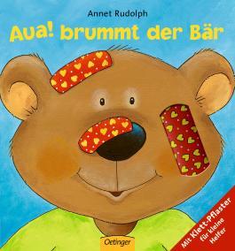 Aua! brummt der Bär