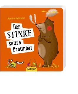 Der stinkesaure Braunbär