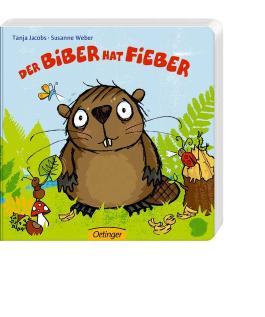 Der Biber hat Fieber