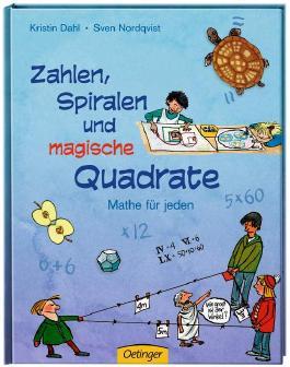 Zahlen, Spiralen und magische Quadrate