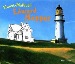 Kunst-Malbuch Edward Hopper