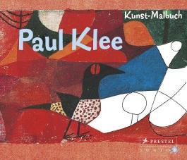 Kunst-Malbuch Paul Klee