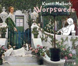 Kunst-Malbuch Worpswede