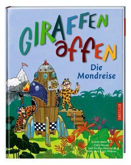 Giraffenaffen - Die Mondreise