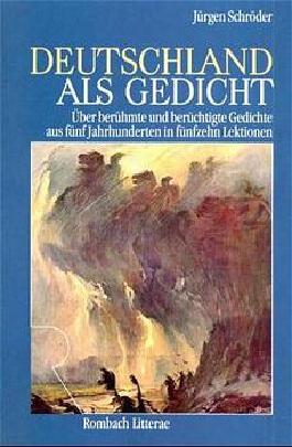 Deutschland als Gedicht