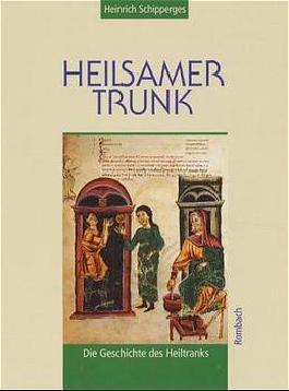 Heilsamer Trunk
