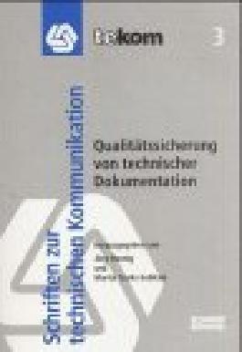 Qualitätssicherung von technischer Dokumentation