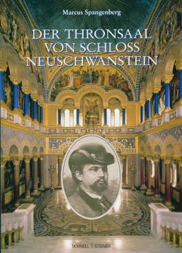 Der Thronsaal von Schloß Neuschwanstein