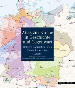 Atlas zur Kirche in Geschichte und Gegenwart