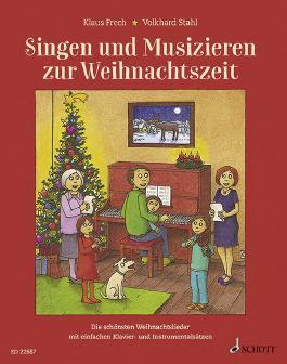Singen und Musizieren zur Weihnachtszeit