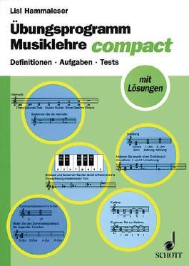 Übungsprogramm Musiklehre compact