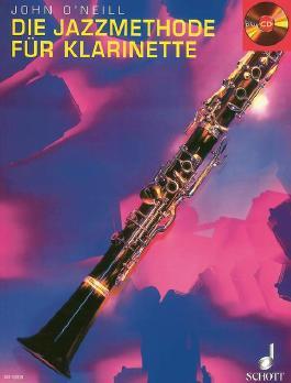 Die Jazzmethode für Klarinette