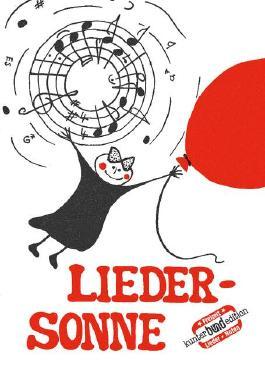 Liedersonne: Heft 8. Melodie-Ausgabe (mit Akkorden). (kunter-bund-edition)