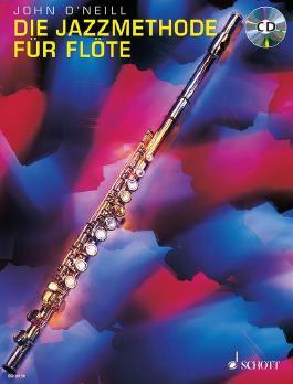 Die Jazzmethode für Flöte und Developing Jazz Technique for Flute