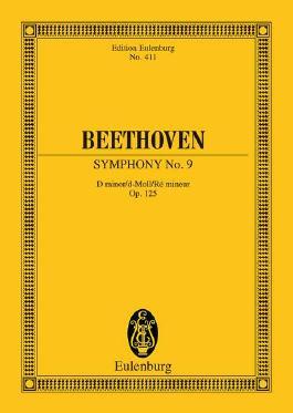 Symphony 9 Op. 125 D Min.