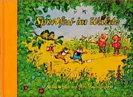 Sportfest im Walde