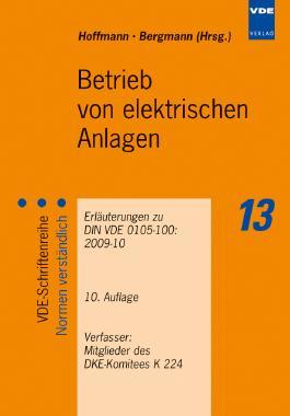Betrieb von elektrischen Anlagen