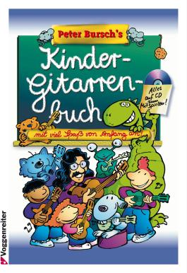Peter Bursch's Kindergitarrenbuch