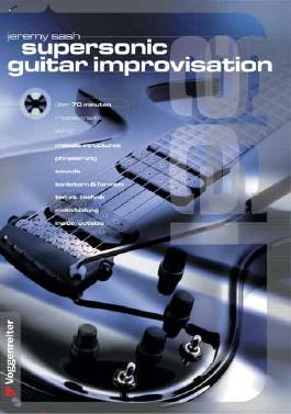 Supersonic Guitar Improvisation