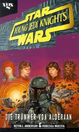 Star Wars: Young Jedi Knights - Die Trümmer von Alderaan
