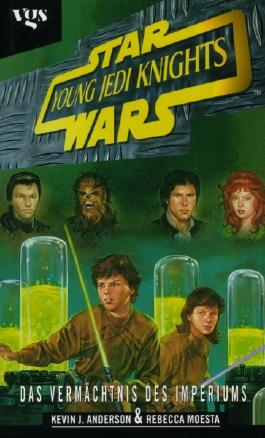 Star Wars: Young Jedi Knights - Das Vermächtnis des Imperiums