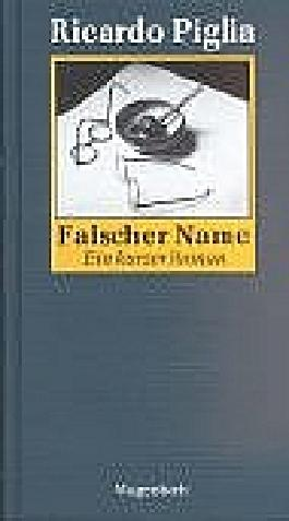 Falscher Name