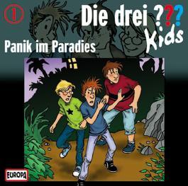 Die drei ??? Kids - Panik im Paradies