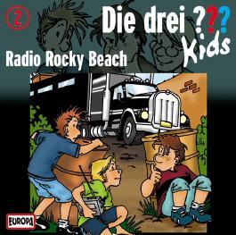 Die Drei ??? Kids (Folge 2) - Radio Rocky Beach