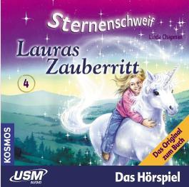 Sternenschweif (Folge 4) - Lauras Zauberritt (Audio-CD)