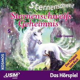 Sternenschweif (Folge 5) - Sternenschweifs Geheimnis (Audio-CD)