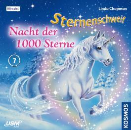 Sternenschweif (Folge 7) - Nacht der 1000 Sterne (Audio CD)