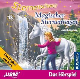 Sternenschweif (Folge13) - Magischer Sternenregen (Audio-CD)