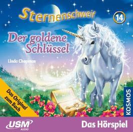 Sternenschweif (Folge14) - Der goldene Schlüssel (Audio-CD)