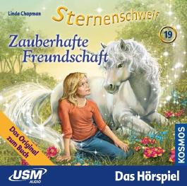 Sternenschweif (Folge 19) - Zauberhafte Freundschaft (Audio-CD)