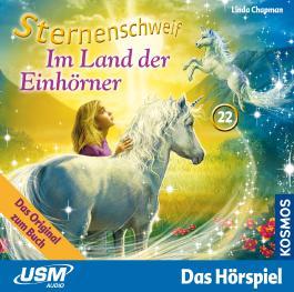 Sternenschweif (Folge 22) - Im Land der Einhörner (Audio-CD)