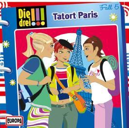 Die drei !!! - Tatort Paris